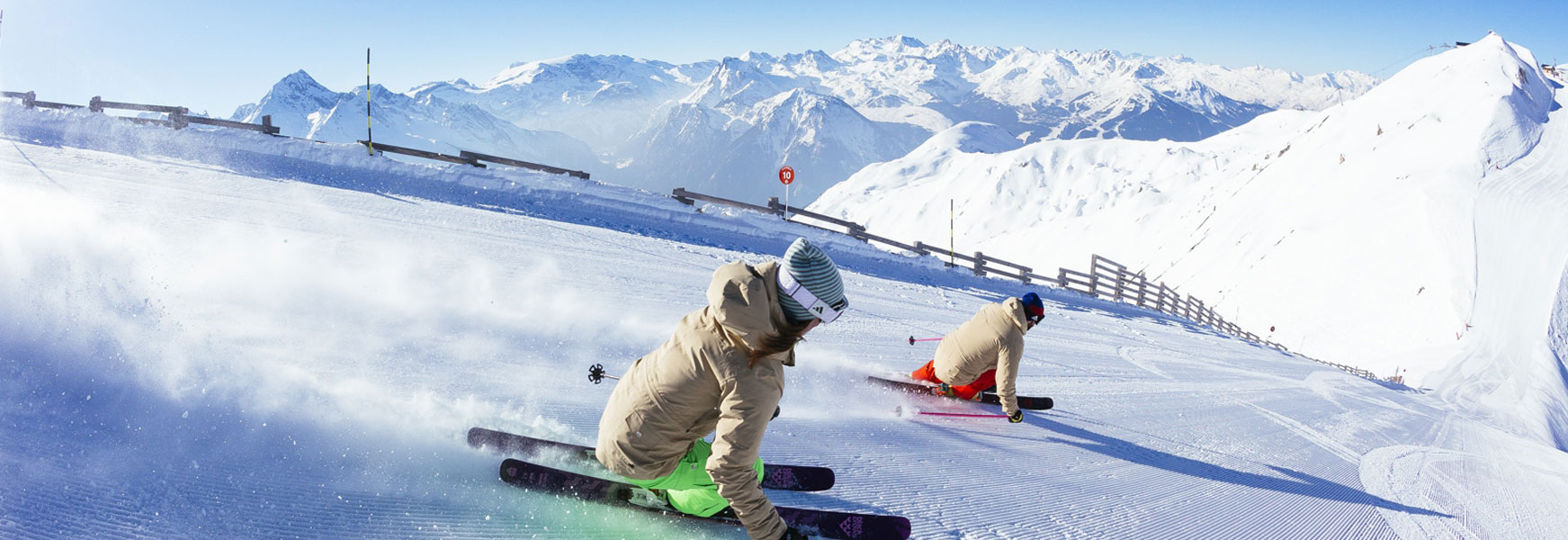 Ski rental Intersport La Plagne Aime 2000