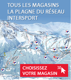 Location ski La Plagne Intersport